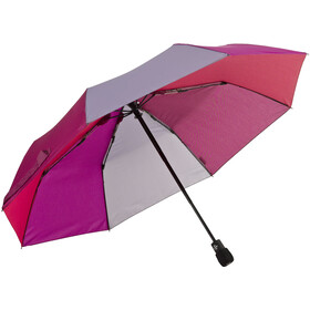 EuroSchirm Light Trek Automatic Umbrella pink/violett